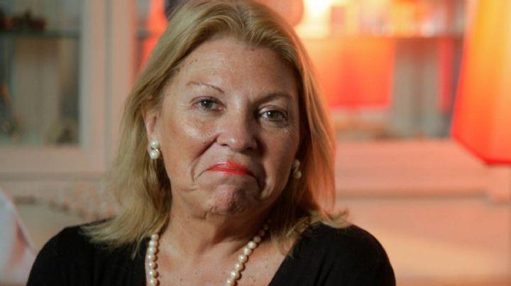 """Elisa Carrió: """"La gente de Cambiemos le entregó la victoria al PJ"""""""