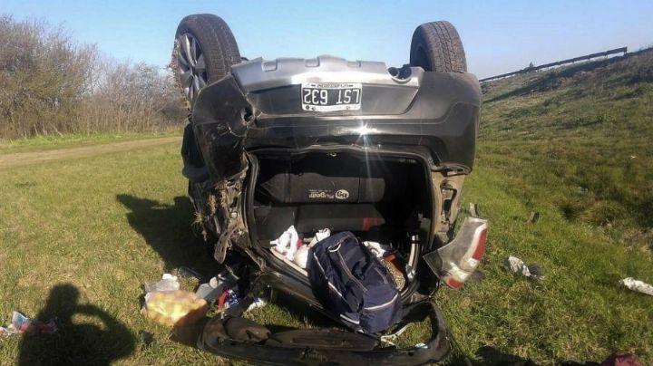 """""""Accidente insólito en Santa Fe"""": ¡Filmaban una Ferrari, cuando... ¡VIDEO!"""