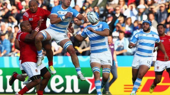 Mundial de Rugby: Los Pumas ante un partido clave con Tonga