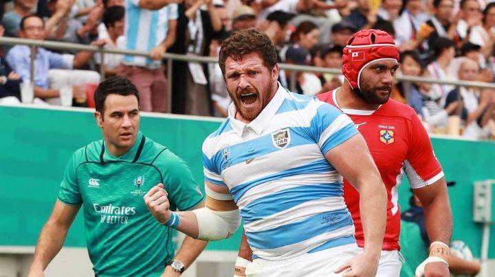 Mundial de Rugby: Victoria de Los Pumas que ilusiona. VIDEO