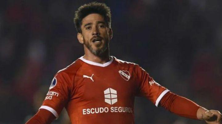 Independiente: ¿Vuelve a jugar Pablo Pérez?