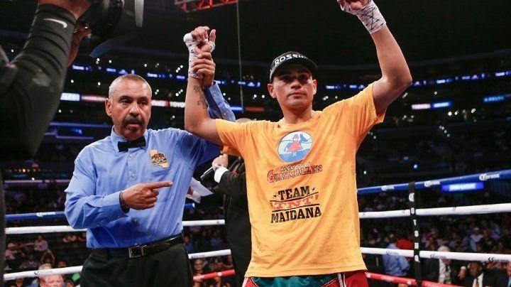Boxeo: TNT Maidana, hermano del Chino, ganó con un tremendo nocaut. VIDEO