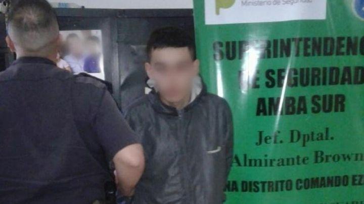 """Conmoción en Ezeiza: El crimen con una """"pistola lapicera"""" del que todos hablan"""