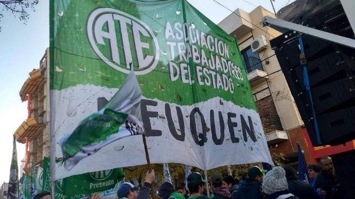 """""""Confirmado"""": Paro de ATE en Neuquén"""