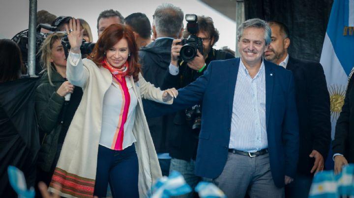 """""""La consigna esta vez es Alberto al gobierno, Cristina al poder"""""""