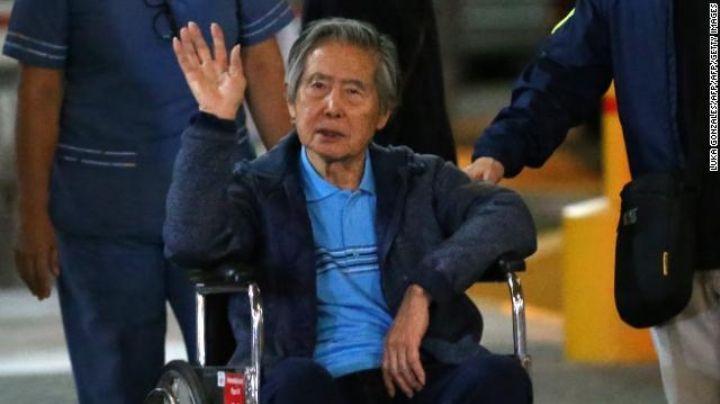 Perú: El ex presidente Alberto Fujimori fue hospitalizado de urgencia