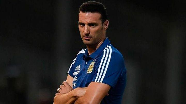 Fecha FIFA: Los 11 de Scaloni para enfrentar a México