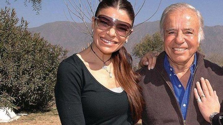 Inesperado: Zulemita Menem defendió a Florencia Kirchner