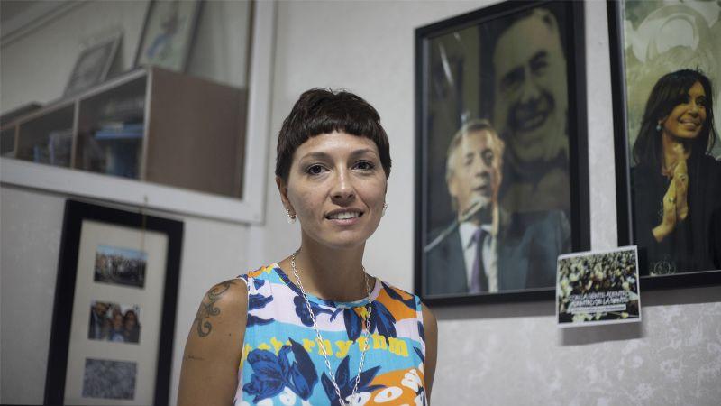 Se filtró que la intendenta Mayra Mendoza cobra más de 300 mil pesos por mes