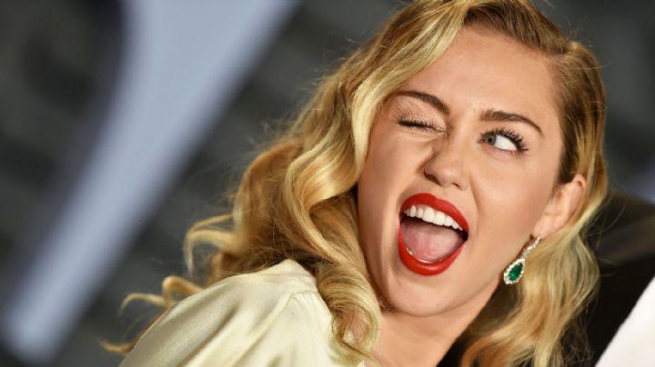 ¿La borrarán? La foto de Miley Cyrus que amenaza con retar el bloqueo de Instagram ¡Se ve todo!