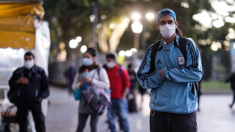 En la última semana se registraron más de 13.400 casos diarios de coronavirus