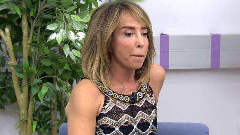 """""""Me da pánico"""": tremenda confesión de María Patiño sobre su cruce con Mila Ximénez"""