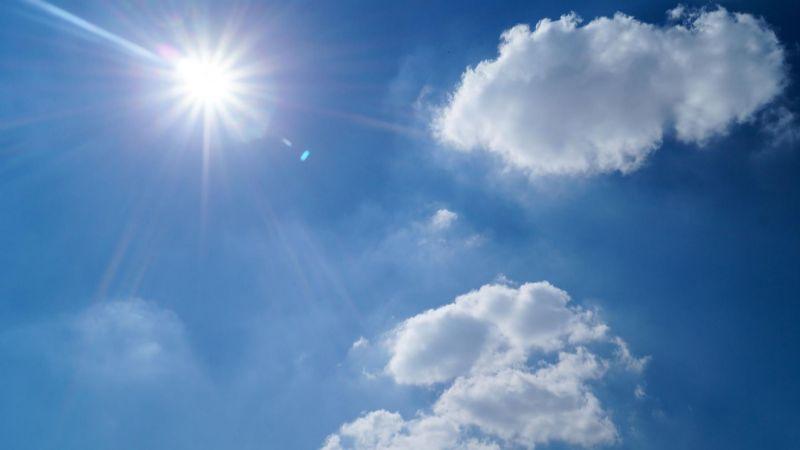 Caluroso y con viento: así estará el clima hoy en Neuquén