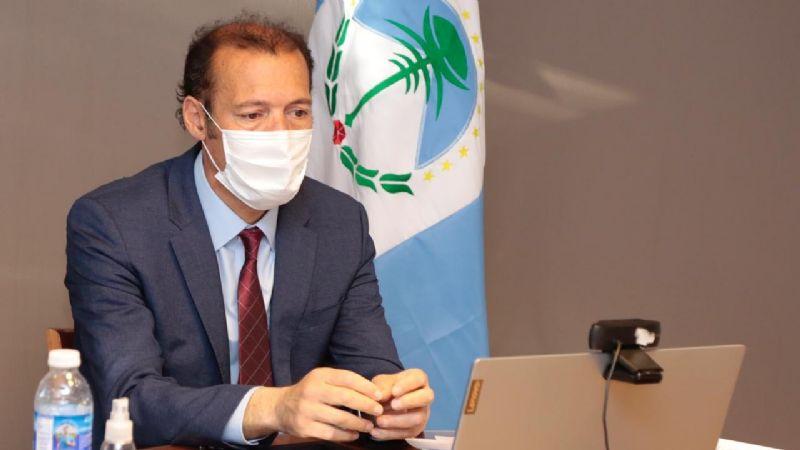Gutiérrez mantiene una videoconferencia con Fernández para definir nueva fase