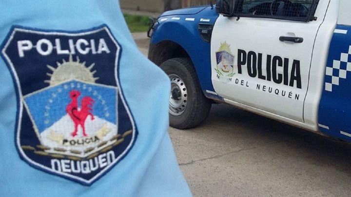 Impactante vuelco en Plaza Huincul: el conductor rompió las reglas y terminó detenido