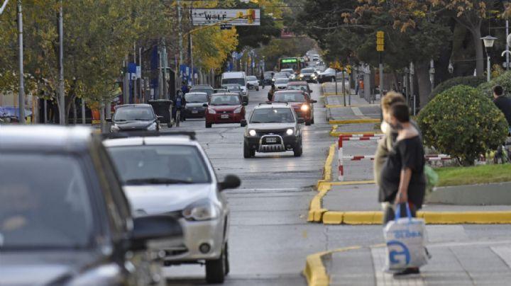 Volvió la circulación vehicular el domingo: así arrancó este día en el aglomerado urbano