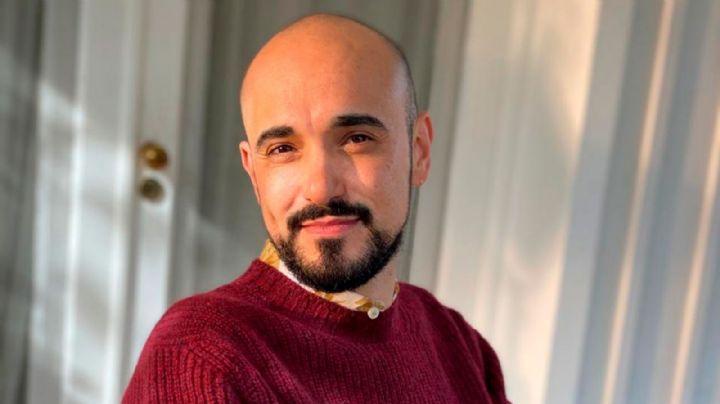 """""""Ya les voy a contar"""": sorpresivo mensaje de Abel Pintos en su cuenta de Twitter"""