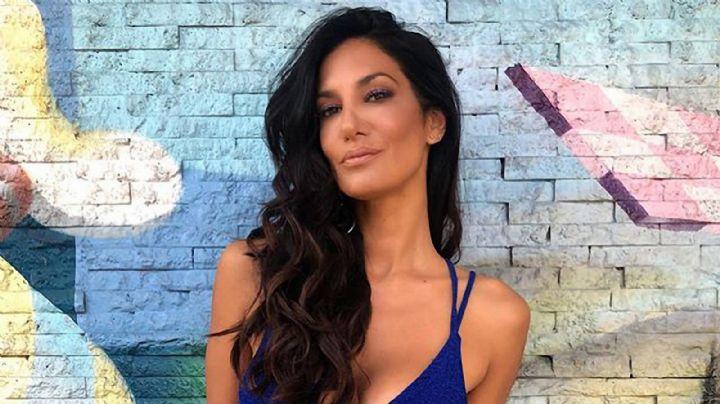 """""""Sé lo que lo anhelabas"""": Silvina Escudero puso todo su amor en esta publicación"""
