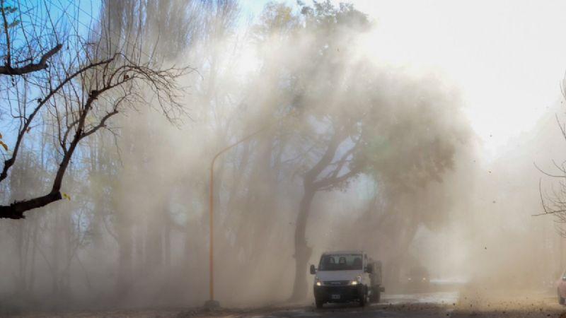 Atención Neuquén: rige una alerta meteorológica para hoy y mañana
