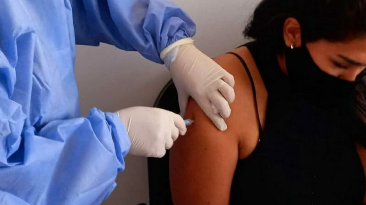 A primera hora de la jornada comenzó la vacunación contra el coronavirus en Zapala