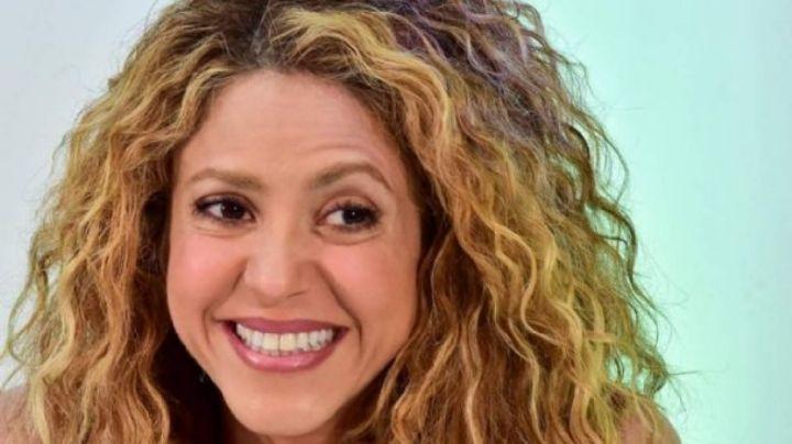 ¡OMG! Filtran la foto que Shakira no quería que vieras ¿Estás preparado para tanto?