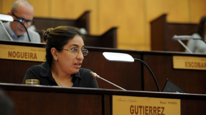 """""""El gobierno provincial no puede ser la voz de..."""": Ayelén Gutiérrez advirtió acerca de los despidos"""