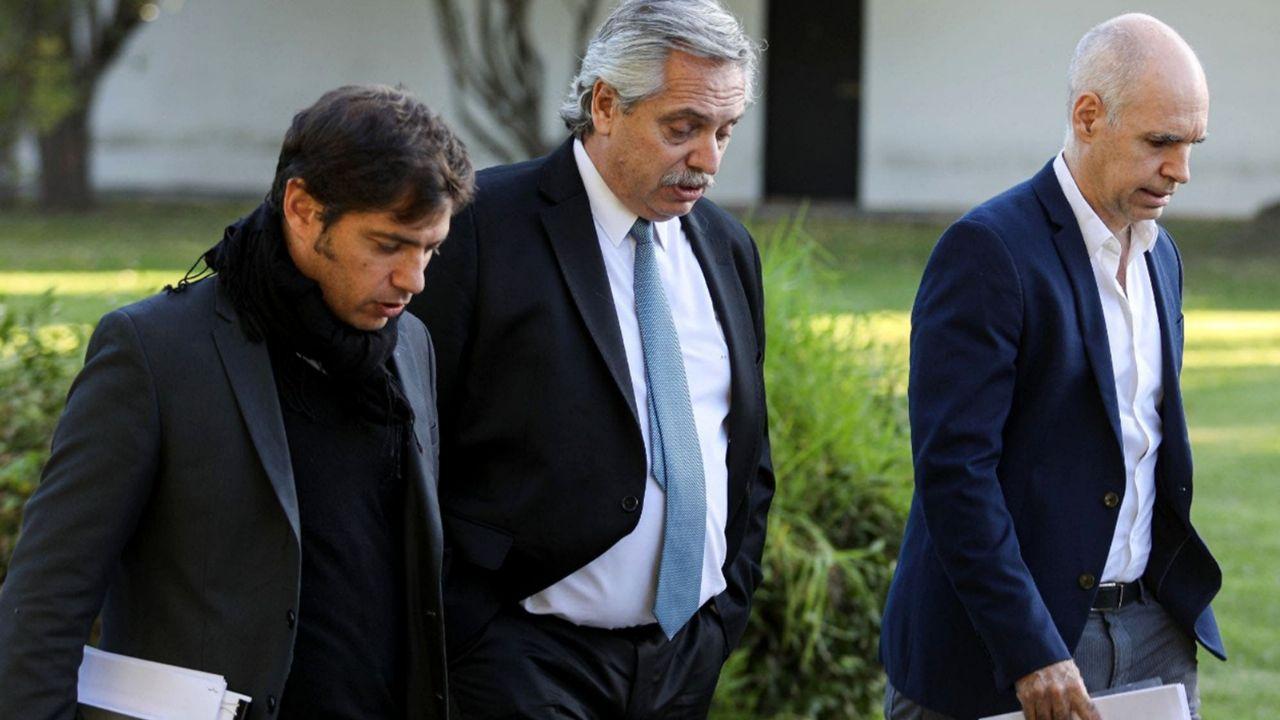 """Espíritu constructivo"""": Larreta adelantó su postura con Alberto ..."""
