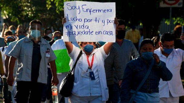 Coronavirus en México: sorprende la cifra de víctimas fatales en ...