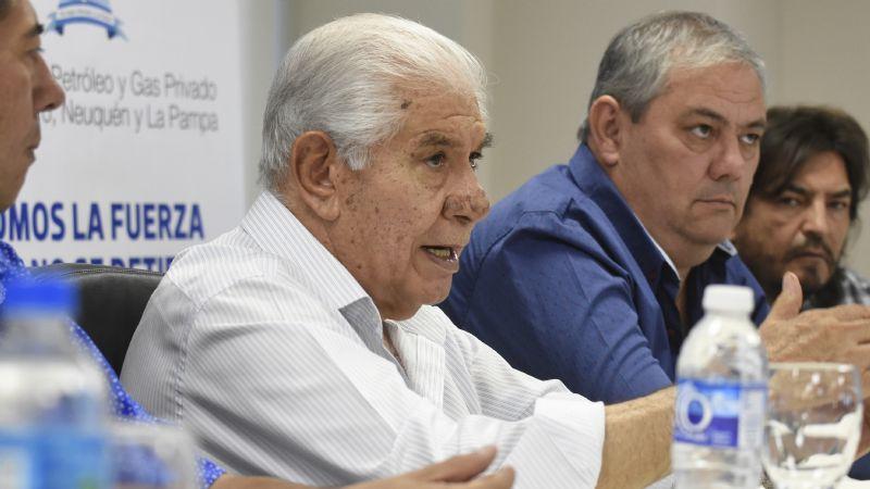 El Sindicato de Petroleros Privados realizó un paro de 24 horas en dos empresas de servicios