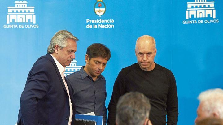 El coronavirus tensa la relación entre Rodríguez Larreta y Kicillof