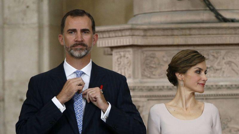 Para toda la vida: la imagen más esperada del Rey Felipe y la Reina Letizia