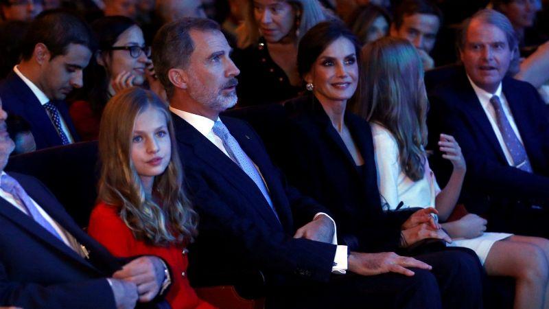 Se le parte el corazón: la decisión del Rey Felipe con su propia hija