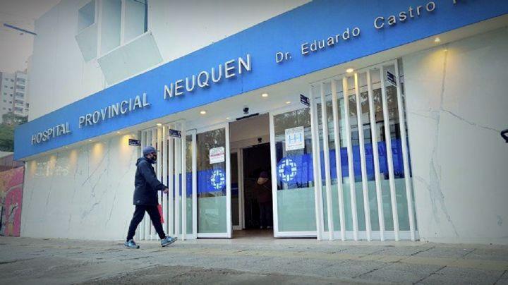 Pacientes con coronavirus: cuál es la situación en el Hospital Castro Rendón