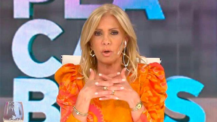 """""""Salí, sacate la sotana"""": Susana Roccasalvo le faltó el respeto en vivo a un panelista de El Trece"""