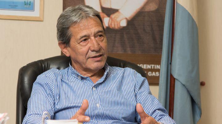 Federación del Petróleo: Pedro Milla mantuvo un encuentro con Sergio Massa