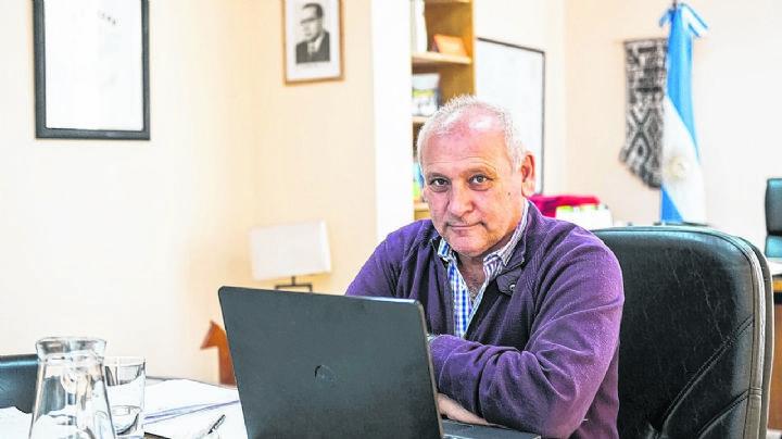 El ministro de Salud rionegrino salió al cruce de las versiones sobre su renuncia
