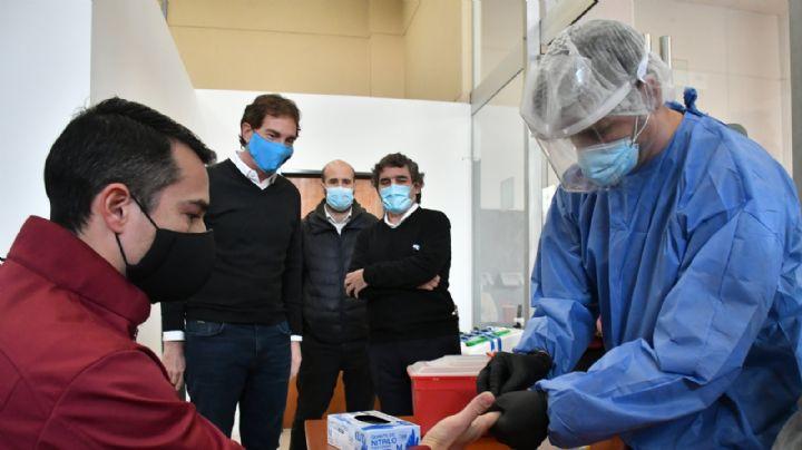 Coronavirus en la Ciudad: 438 agentes de seguridad dieron positivo de COVID-19