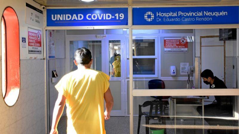 Ante la crítica situación sanitaria: el testimonio de los médicos de la Unidad Covid