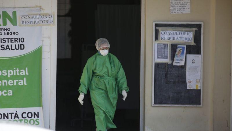 Coronavirus en Río Negro: se lamentaron 5 fallecimientos y 250 nuevos casos