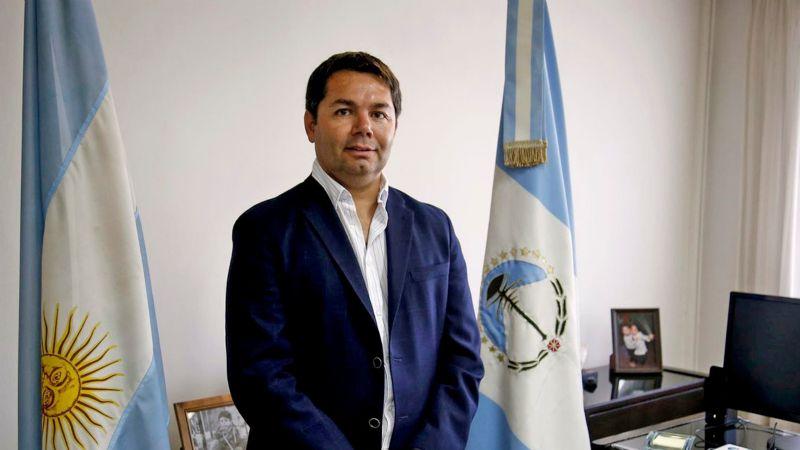 """Cortes de ruta en Neuquén: Monteiro pidió """"volver a tener una provincia en paz"""""""