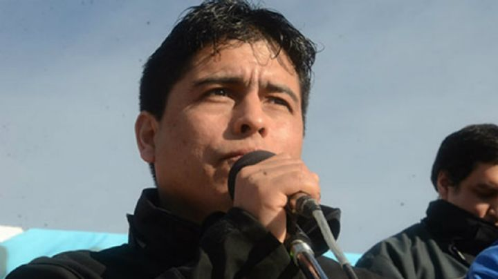 Paro de actividades: el Sindicato petrolero de Santa Cruz realizó una protesta contra Sinopec
