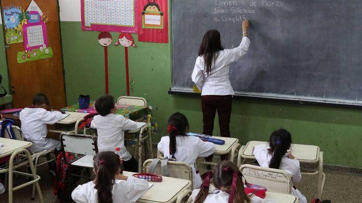 Atención docentes: recibirán un monto extra por gastos de conectividad
