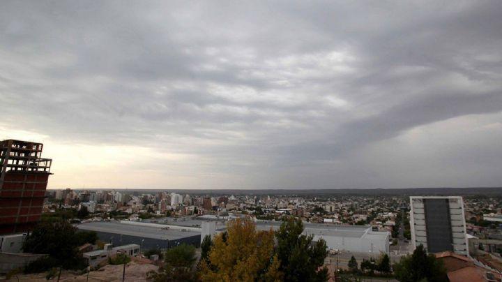 Neuquén: así estará el clima durante el fin de semana