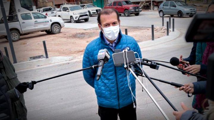 Frente al avance de la pandemia: Omar Gutiérrez anunció medidas y novedades