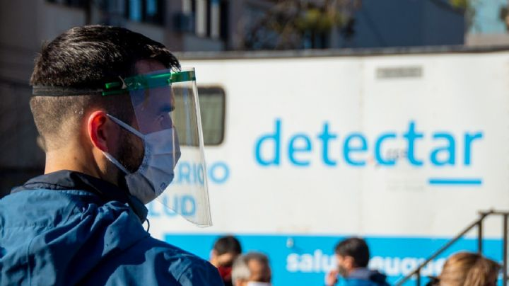 Atención: instalaron un nuevo tráiler Detectar en Neuquén Capital