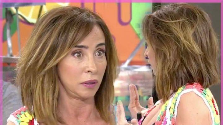 """Polémica amenaza contra María Patiño: """"Yo creo rechazo y tú, repugnancia"""""""
