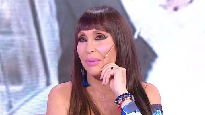"""Moria Casán destrozó a Brian Lanzelotta en la final del """"Cantando 2020"""""""