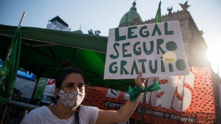 Interrupción Voluntaria del Embarazo: cuando empieza a aplicarse la ley en Argentina