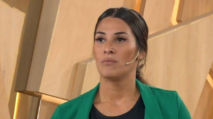 """""""Nos vemos"""": Ivana Nadal se despidió de su novio y expresó su angustia de esta manera"""