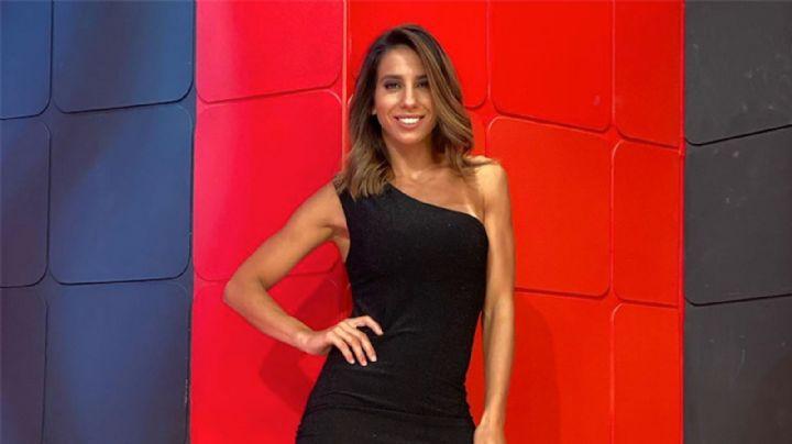 Cinthia Fernández lanzó un picante comentario tras ver un video de Nicole Neumann